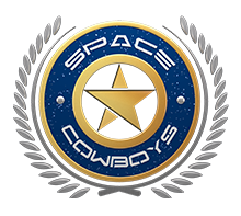 Space Cowboys Logo